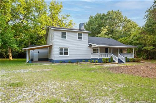 Photo of 3150 Crows Nest Drive, Fayetteville, NC 28306 (MLS # 659256)