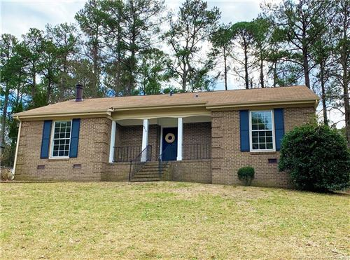 Photo of 4819 Belford Road, Fayetteville, NC 28314 (MLS # 624325)