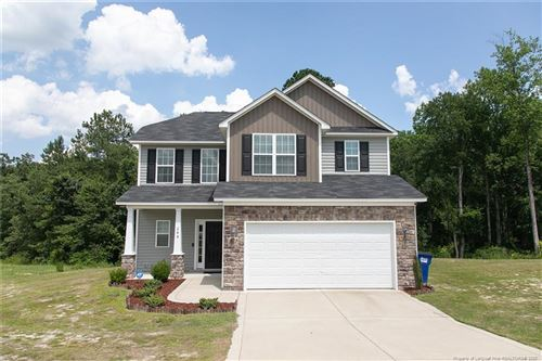 Photo of 248 Fishers Cove, Raeford, NC 28376 (MLS # 637460)