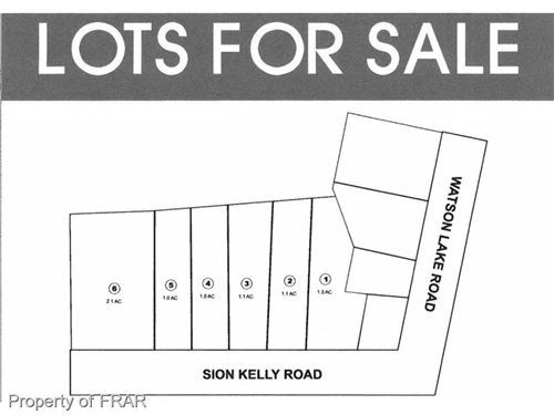 Photo of 0 SION KELLY ROAD-LOT 6, SANFORD, NC 27330 (MLS # 519463)