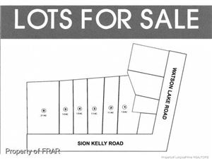 Photo of 0 SION KELLY ROAD-LOT 5, SANFORD, NC 27330 (MLS # 519467)