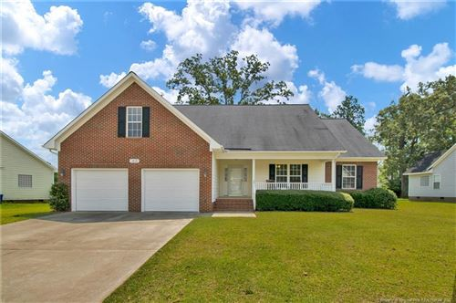 Photo of 1415 Burford Court, Fayetteville, NC 28314 (MLS # 637479)