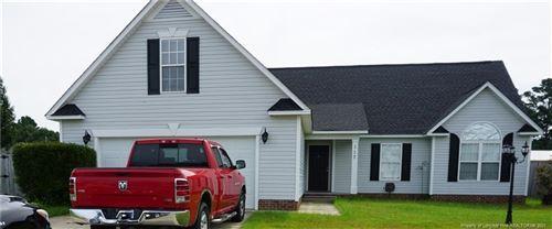 Photo of 117 Garfield Drive, Raeford, NC 28376 (MLS # 663514)