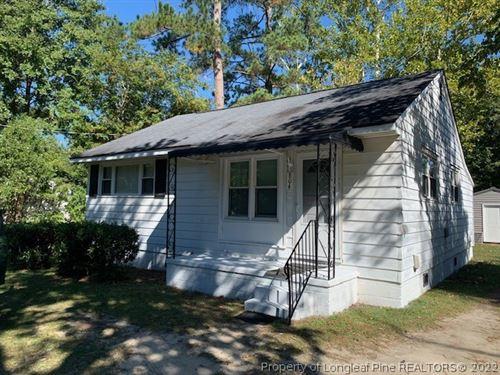 Photo of 804 Saunders Street, Raeford, NC 28376 (MLS # 668522)