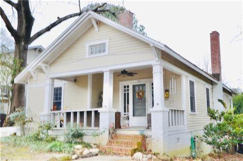 Photo of 315 Cross Street, Sanford, NC 27330 (MLS # 648523)