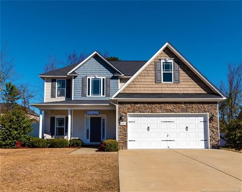 Photo of 267 Colonist Place, Cameron, NC 28326 (MLS # 627588)