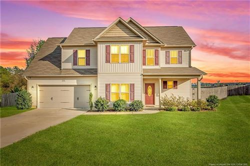 Photo of 2816 Ally Rayven Drive, Fayetteville, NC 28306 (MLS # 629590)