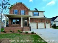 Photo of 2521 Thorngrove Court, Fayetteville, NC 28303 (MLS # 633593)