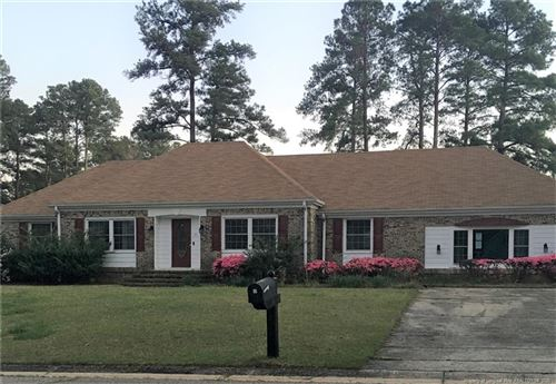 Photo of 3313 Granville Drive, Fayetteville, NC 28303 (MLS # 629613)