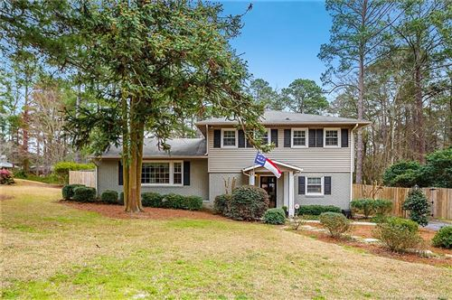 Photo of 301 Murray Hill Road, Fayetteville, NC 28303 (MLS # 627629)