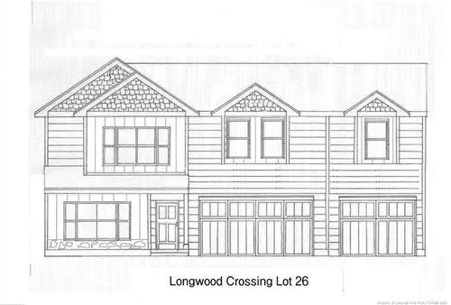Photo of 124 Longview (Lot 26) Court, Raeford, NC 28376 (MLS # 642639)