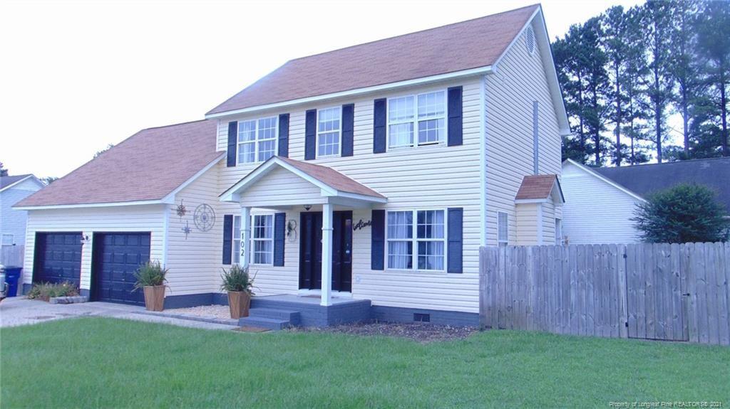 102 Timber Ridge Drive, Raeford, NC 28376 - MLS#: 663652