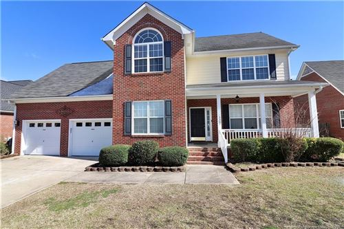 Photo of 3307 Carlo Rossi Drive, Fayetteville, NC 28306 (MLS # 624657)