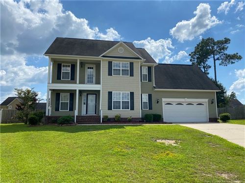 Photo of 1613 Middle Creek Court, Fayetteville, NC 28314 (MLS # 639661)