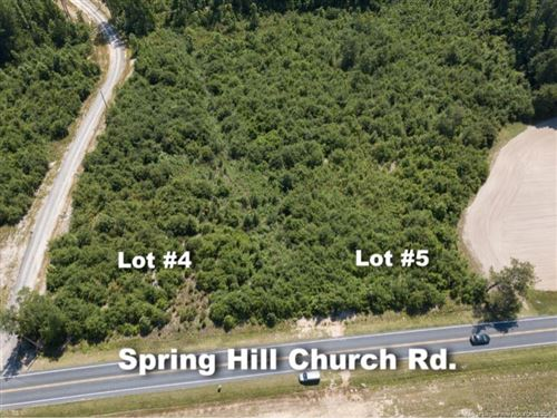 Photo of 5098 Spring Hill Church Road, Lillington, NC 27546 (MLS # 636675)