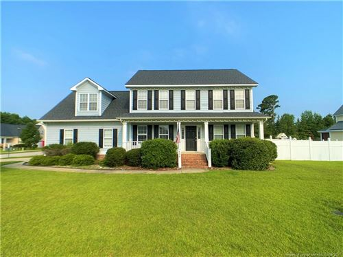 Photo of 420 Thorncliff Drive, Raeford, NC 28376 (MLS # 662703)