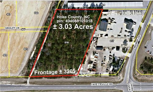 Photo of 0000 Fayetteville Road, Raeford, NC 28376 (MLS # 651722)