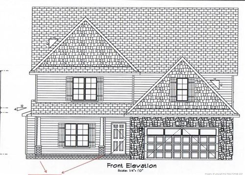 Photo of 3106 Enchanted Valley, Fayetteville, NC 28306 (MLS # 651740)