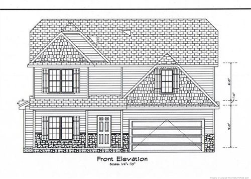 Photo of 3107 Enchanted Valley, Fayetteville, NC 28306 (MLS # 651741)