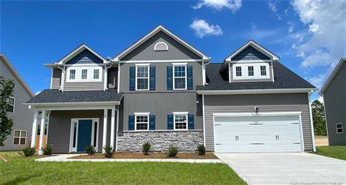 Photo of 185 Ledgebrook (Lot 34) Lane, Raeford, NC 28376 (MLS # 642761)