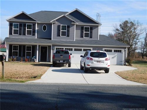 Photo of 1282 Golf Course Road, Raeford, NC 28376 (MLS # 651767)