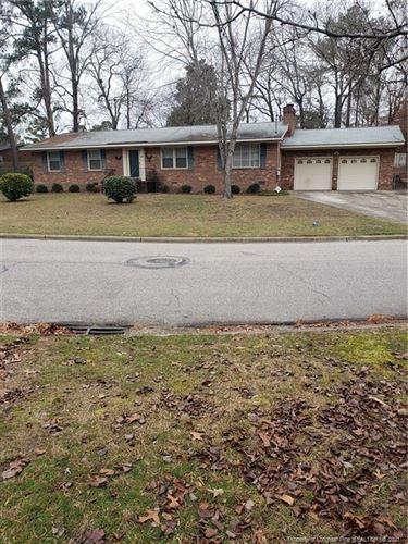 Photo of 309 Randolph Avenue, Fayetteville, NC 28311 (MLS # 651783)