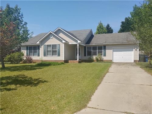 Photo of 3012 Coachway Drive, Fayetteville, NC 28306 (MLS # 604788)