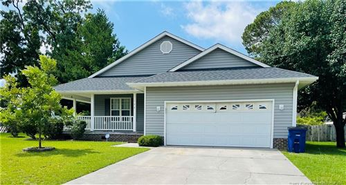 Photo of 132 Mosswood Drive, Raeford, NC 28376 (MLS # 662796)
