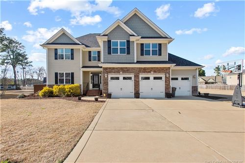 Photo of 4116 Fallberry Drive, Fayetteville, NC 28306 (MLS # 651813)