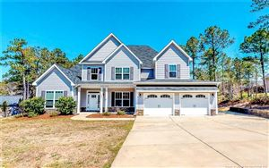 Photo of 921 Coachman Way, Sanford, NC 27332 (MLS # 603825)