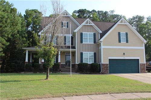 Photo of 3802 Corapeake Drive, Fayetteville, NC 28312 (MLS # 662844)