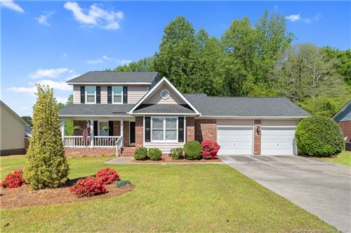 Photo of 2419 Lull Water Drive, Fayetteville, NC 28306 (MLS # 653860)