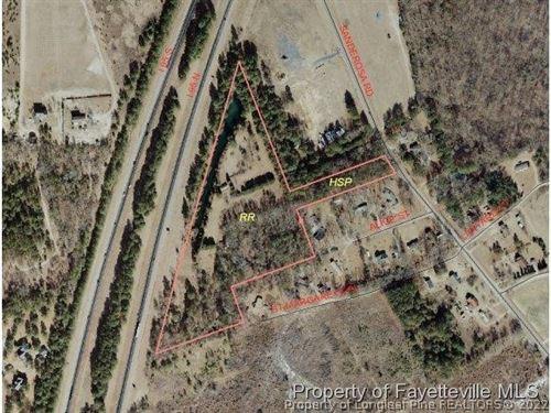 Photo of 3320 Sanderosa Road, Fayetteville, NC 28312 (MLS # 652887)