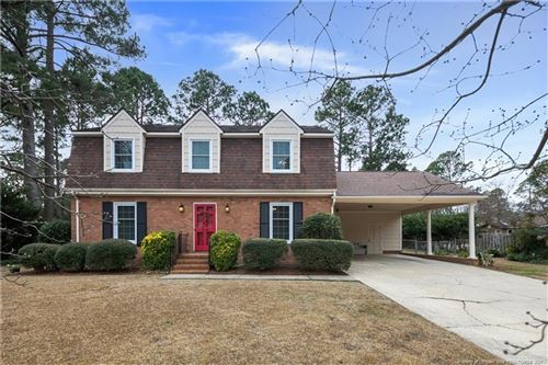 Photo of 713 Shopton Court, Fayetteville, NC 28303 (MLS # 648919)