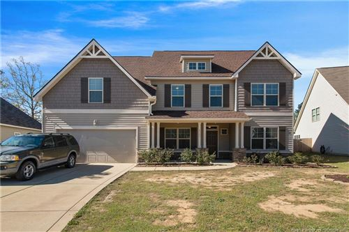 Photo of 4721 Woodline Drive, Fayetteville, NC 28314 (MLS # 629926)
