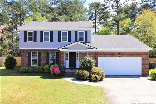 Photo of 625 Tanglewood Drive, Fayetteville, NC 28311 (MLS # 629927)