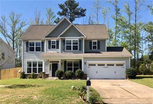 Photo of 1128 Bombay Drive, Fayetteville, NC 28312 (MLS # 629936)