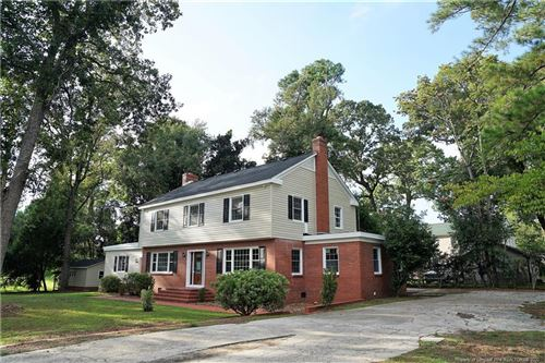 Photo of 210 Harris Avenue, Raeford, NC 28376 (MLS # 642961)
