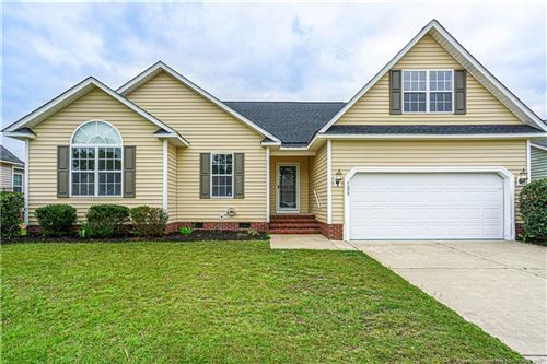 Photo of 5609 Thackeray Drive, Fayetteville, NC 28306 (MLS # 642993)