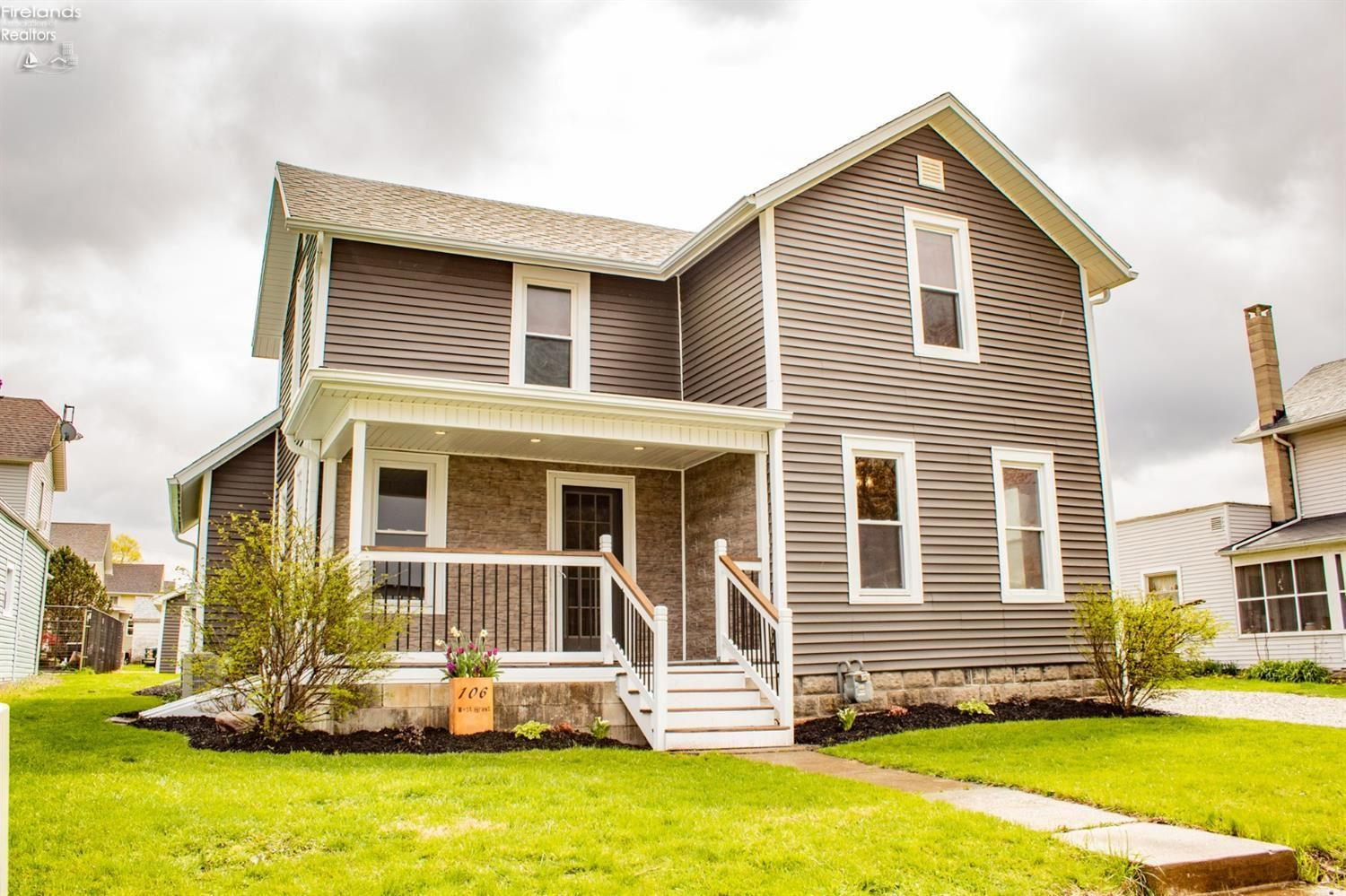 106 Grant Street W, Clyde, OH 43410 - MLS#: 20211327