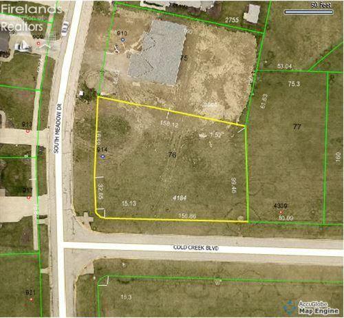 Photo of 0 76 S Meadow Drive, Sandusky, OH 44870 (MLS # 20211607)