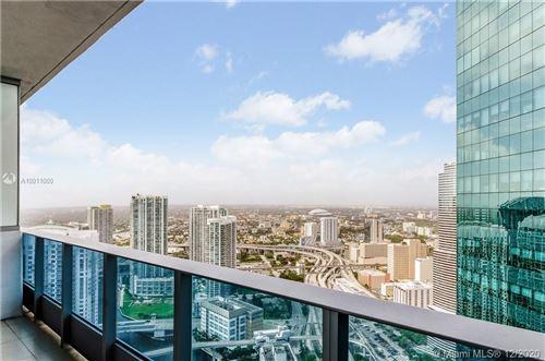 Photo of 200 Biscayne Boulevard Way #5011, Miami, FL 33131 (MLS # A10011000)
