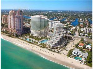 Photo of 2200 N Ocean Blvd #1601, Fort Lauderdale, FL 33305 (MLS # A10250000)