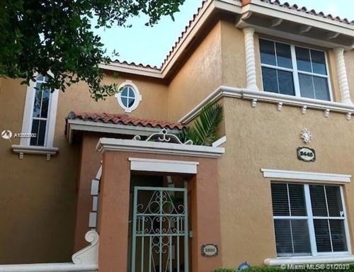 Photo of Listing MLS a10803000 in 8445 NW 140th Ter #3802 Miami Lakes FL 33016