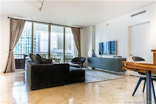 Photo of 901 Brickell Key Blvd #605, Miami, FL 33131 (MLS # A10860000)