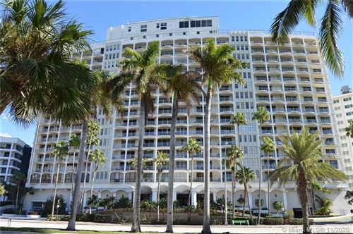 Photo of 5401 Collins Ave #511, Miami Beach, FL 33140 (MLS # A10870000)
