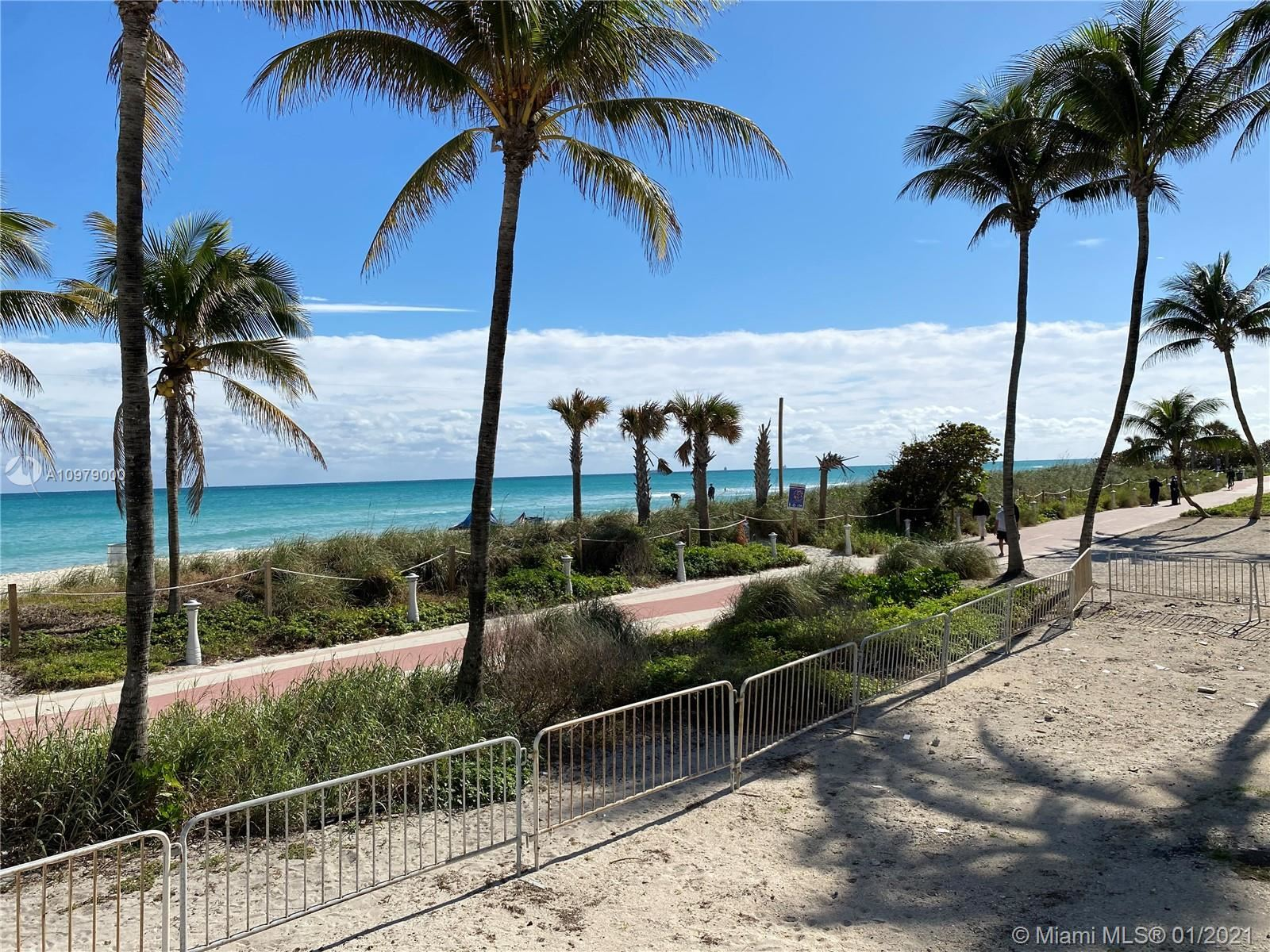 5445 Collins Ave #814, Miami Beach, FL 33140 - #: A10979000