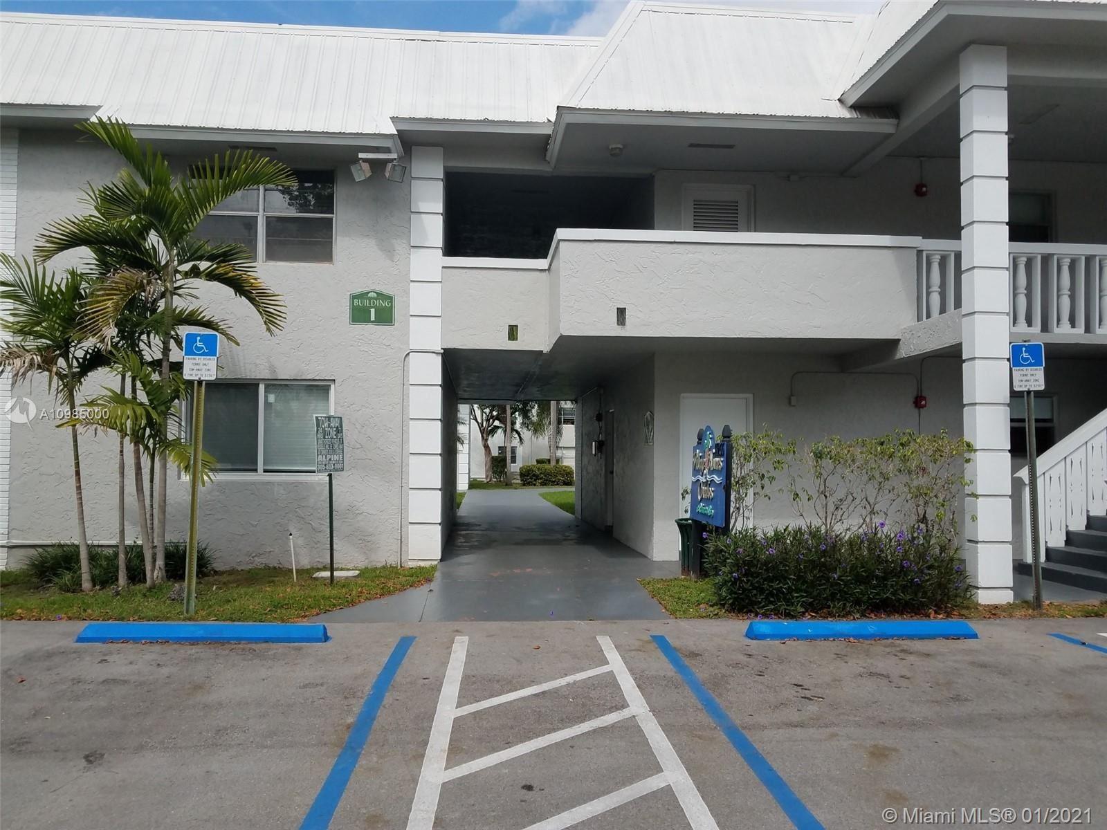 17255 SW 95th Ave #F201, Palmetto Bay, FL 33157 - MLS#: A10985000