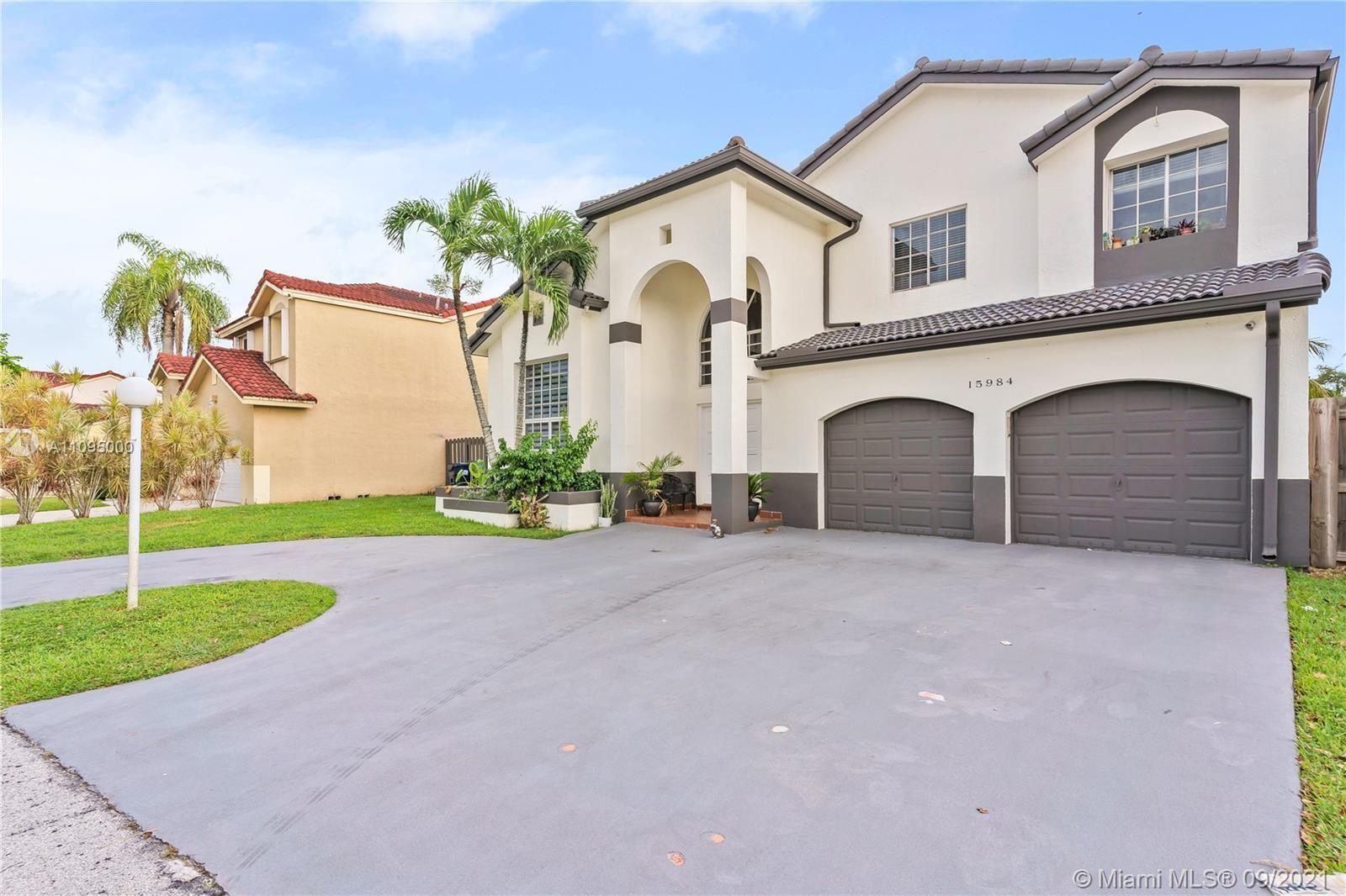 15984 SW 110th St, Miami, FL 33196 - #: A11095000