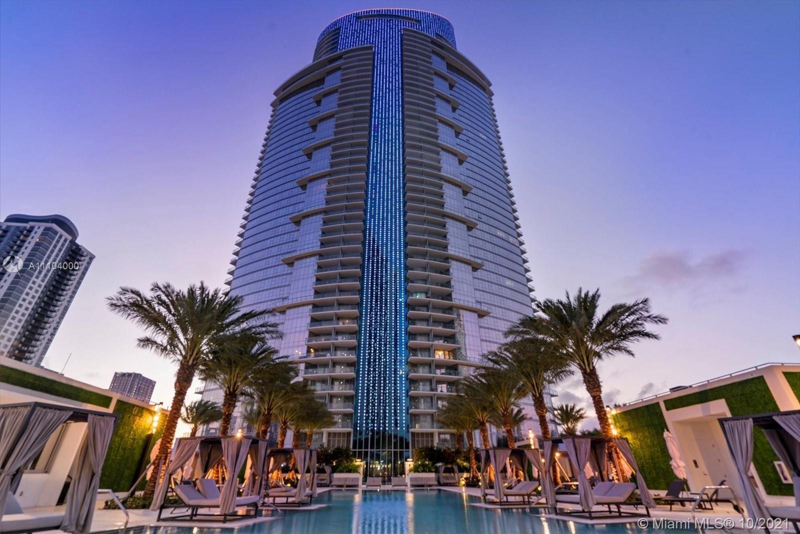 851 NE 1st Ave #3811, Miami, FL 33132 - #: A11104000